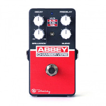 Keeley Electronics Abbey Chamber Verb Vintage Chamber Reverb pedal