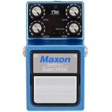 Maxon SM-9 Pro+ Super Metal Distortion pedal