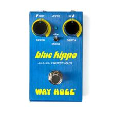 Way Huge Smalls Blue Hippo MkIII Analog Chorus pedal
