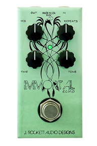 Rockett Pedals Jet Series Immortal Echo pedal