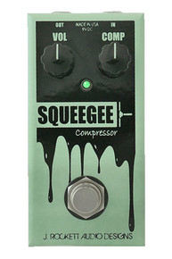 Rockett Pedals Jet Series Squeegee Compressor pedal