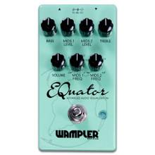 Wampler Equator Advanced Audio Equalizer pedal