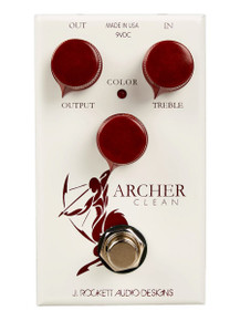 Rockett Pedals Archer Clean Boost pedal