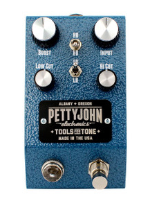 Pettyjohn Electronics Foundry Series Lift Buffer / Boost pedal
