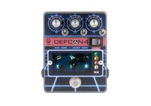 Walrus Audio Defcon4 Preamp / EQ / Boost pedal