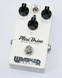 Wampler Pedals PlexiDrive British Overdrive - open box