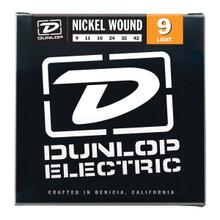 Dunlop Electric Light Guitar Strings 9-42 nickel wound