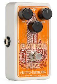Electro-Harmonix Flat Iron Fuzz pedal
