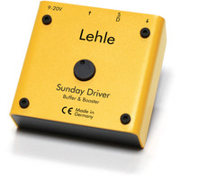 Lehle Sunday Driver Buffered Line Driver / Preamp