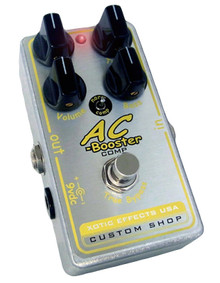 Xotic Effects Custom Shop AC Booster Comp