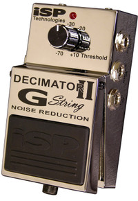 ISP Technologies Decimator G String II Noise Reduction pedal