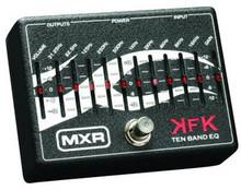 MXR KFK-1 Kerry King 10 Band EQ