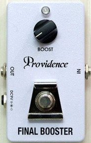 Providence Final Booster FBT-1 Clean Boost
