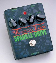 Voodoo Lab Sparkle Drive Overdrive