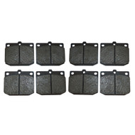 Early Shadow Brake Pad Set before vented CD6722