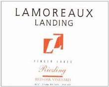 Lamoreaux Landing Semi-Dry Riesling (New York)