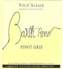 Barth Rene Pinot Gris Vignoble de Bennwihr (Alsace)