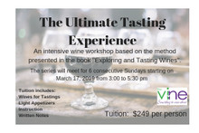 The Master Class Exploring and Tasting Wine