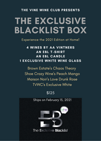 The Exclusive Blacklist Box 2021