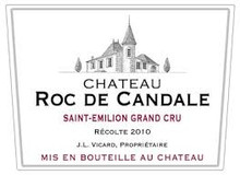 Chateau Roc de Candale St. Emilion Grand Cru Red