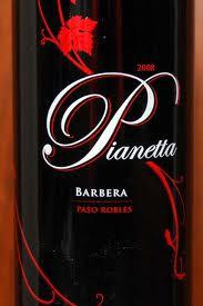 Pianette Barbera