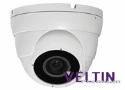 Veltin Premium Ultra HD  8MP 4K 30M IR Dome Camera