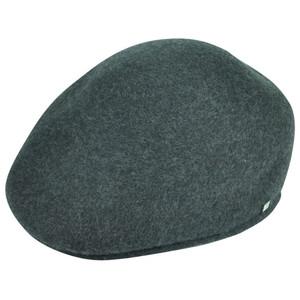 Block Headwear Newsboy Brand Gatsby Cabbie Classic Wool Grey Fitted Large Hat