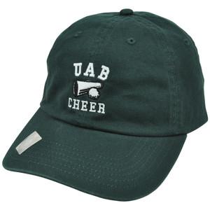 NCAA Top of The World Hat Cap Garment Wash UAB Alabama Birmingham Blazers Cheer