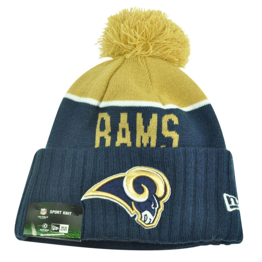 ... Knit Beanie Pom Pom Cuffed Hat Winter Toque Navy. Price   22.75. Image 1 f2edb4282