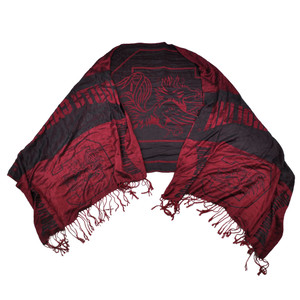 NCAA South Carolina Gamecocks Long Forever Collectibles Tassel Winter Game Day