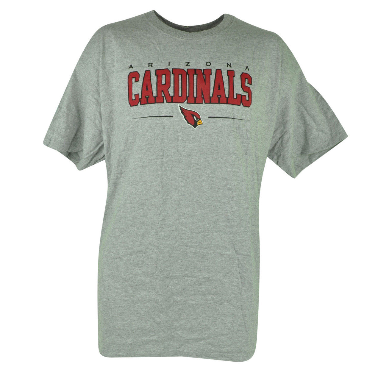 NFL Arizona Cardinals Tshirt Cup Set Grey Shirt Tee Mug Football Short  Sleeve. Price   18.95. Image 1 837d9a132