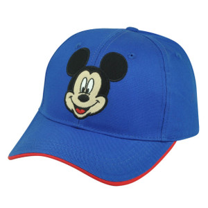 Disney Mickey Mouse Character Hat Cap Velcro Magical Cartoon Classic Tv Show