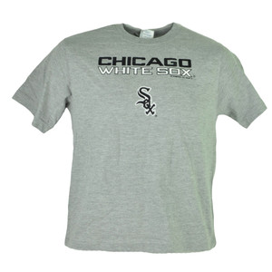 MLB Chicago White Sox Castroneves Youth Tshirt Tee Short Sleeve Grey Cotton