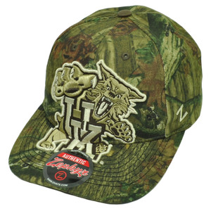 NCAA Zephyr Kentucky Wildcats Snapback Camouflage Camo Hat Cap Mossy Oak UK