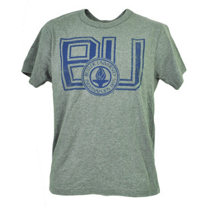 NCAA Butler Bulldogs Navy Blue Tshirt Tee Mens Short Sleeve Indianapolis Sports