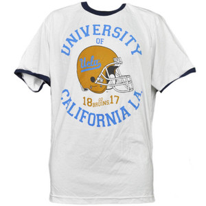 NCAA UCLA California Bruins XLarge Tshirt Tee Mens Short Sleeve Helmet Sports
