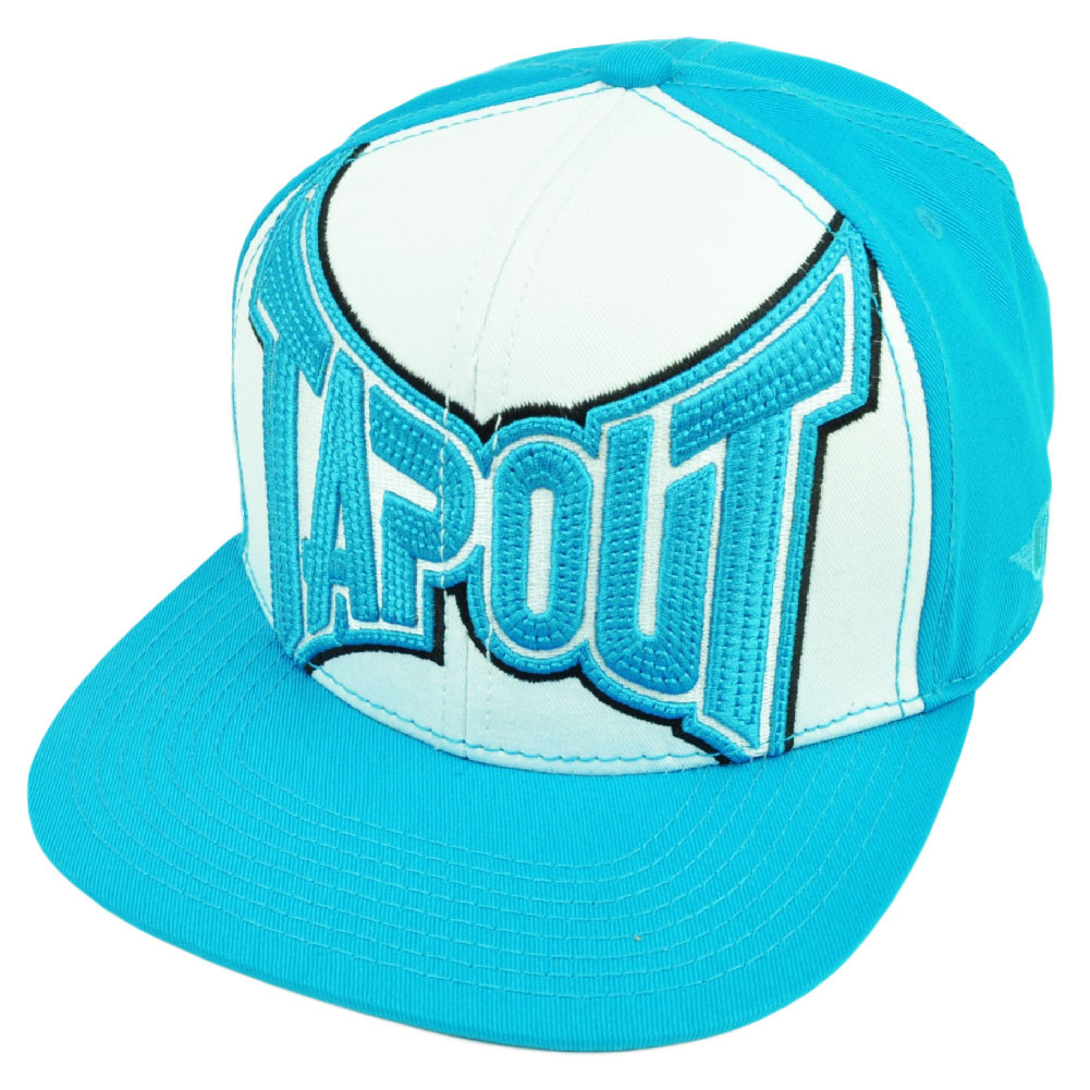 Tapout MMA UFC Martial Arts Snapback Flat Bill Hat Cap Cage Fighting ... cacbbc8681c7