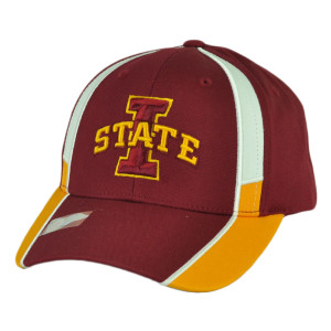 NCAA Iowa State Cyclones  Hat Cap Adjustable Sport Captivating Headgear