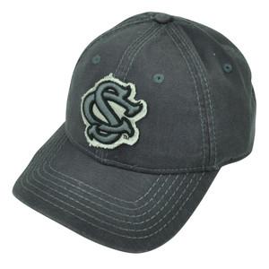 NCAA South Carolina Gamecocks Grey Distressed Snapback Hat Cap Sport Adjustable