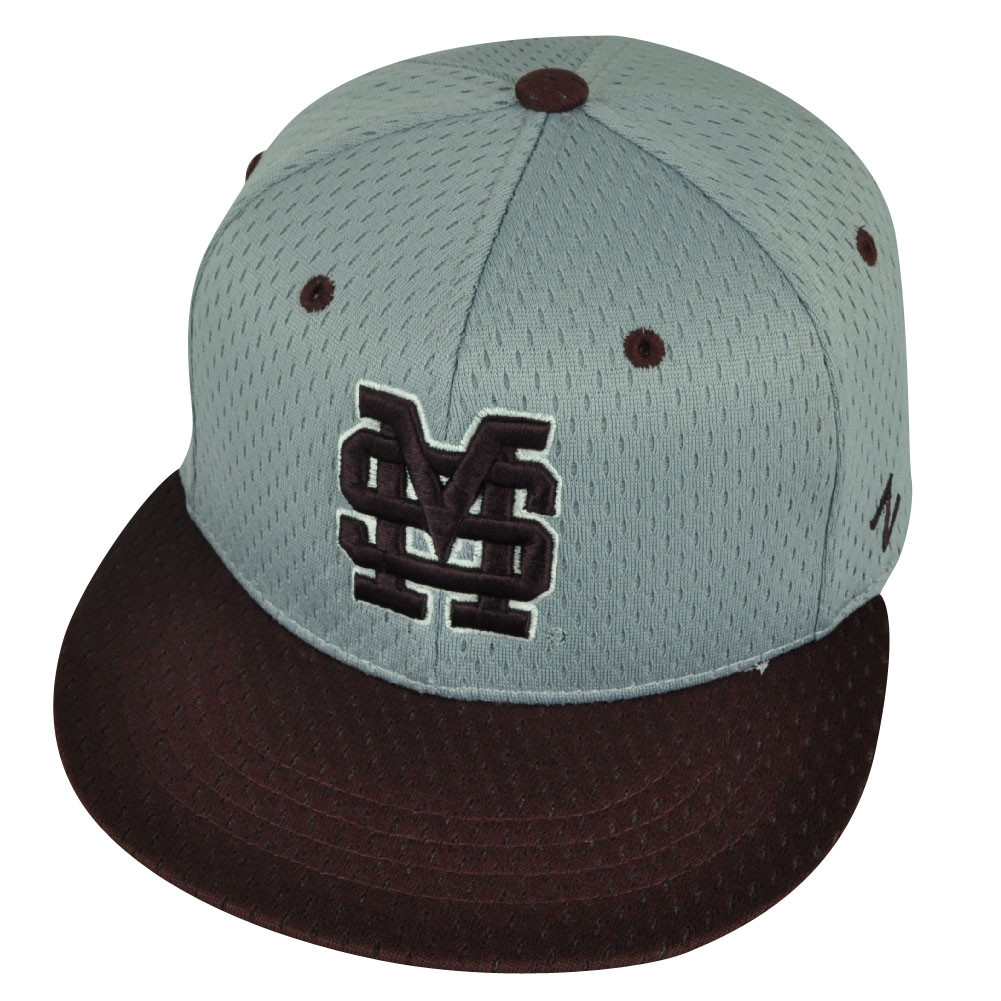 sale retailer 37497 85000 ... Cap Fitted Size Youth Gray. Image 1