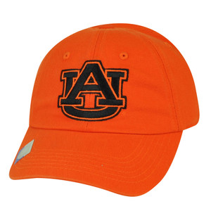 NCAA Auburn Tigers  Orange Captivating Headgear Relaxed Slouch Hat Cap