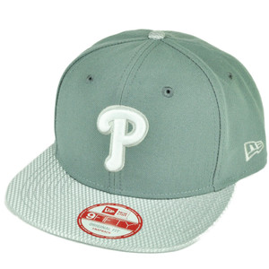MLB New Era 9Fifty Flash Vize Philadelphia Phillies Snapback Hat Cap Flat Bill
