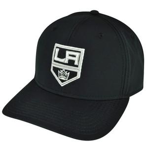 NHL American Needle Los Angeles Kings  Black Sport Curved Bill Hat Cap