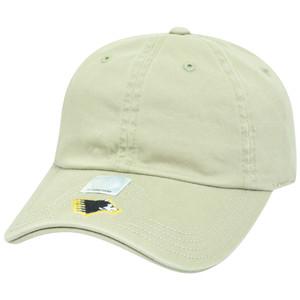 NCAA American Needle Michigan Tech Huskies Flambam Women Ladies Hat Cap Khaki