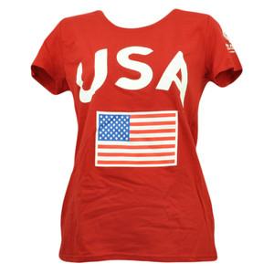United States Copa America Centenario USA 2016 Tshirt Tee Soccer Futbol Womens