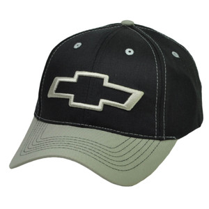 Chevrolet Chevy Trucks Cars Automobile Hat Cap Black Adjustable Curved Bill