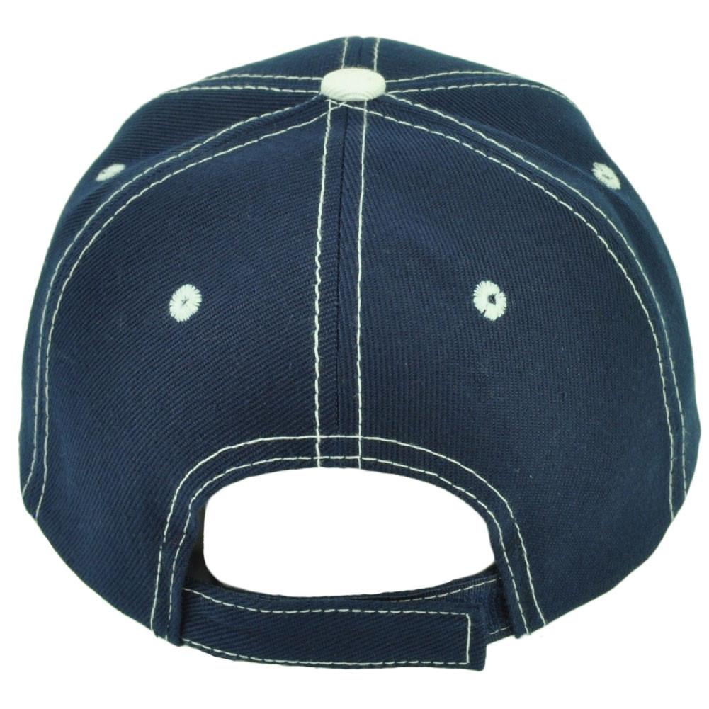 Dallas Texas Italic Font Navy Blue Adjustable Curved Bill Baseball ... 4db824959a5d