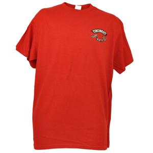 Cincinnati Reds Playoff Fever 2012 Stubbs Bruce Marshall Tshirt Tee Mens Large