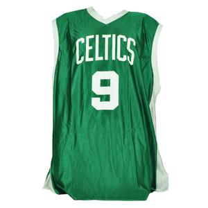 NBA Boston Celtics Rajon Rondo #9 Jersey Tank Top Mens Adult Green White