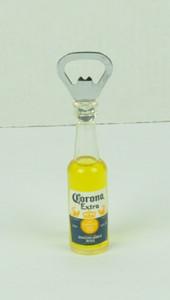 Corona Extra Beer Replica Bottle Opener Liquid Floating Lime Mexican Cerveza